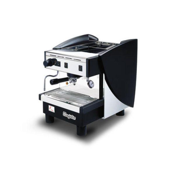 MAGISTER Kappa MS60 professionelle Halbautomatik Espressomaschine mit 1 Brühruppe