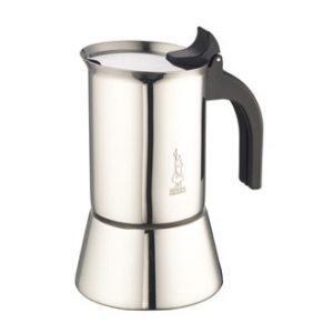 BIALETTI Venus Edelstahl Espressokocher für 6 Tassen