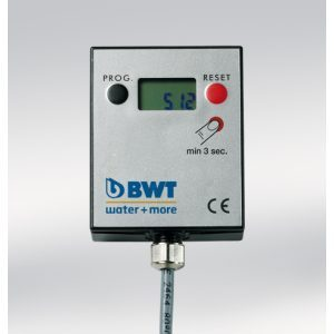 BWT water + more Aquameter mit LCD Display 3/8""