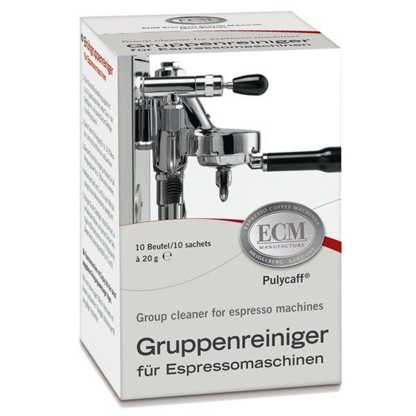 ECM Brühgruppenreiniger 10 Beutel a 20 g