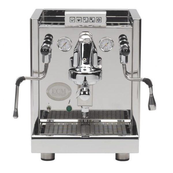 ECM Elektronika II Profi Zweikreiser Espressomaschine umschaltbar mit Rotationspumpe