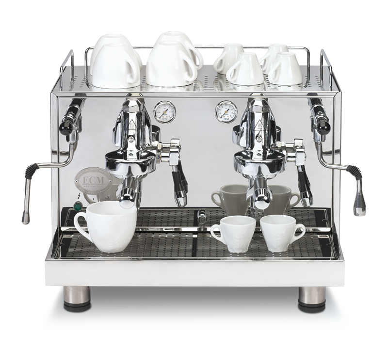 ECM Mechanika Profi Due Espressomaschine