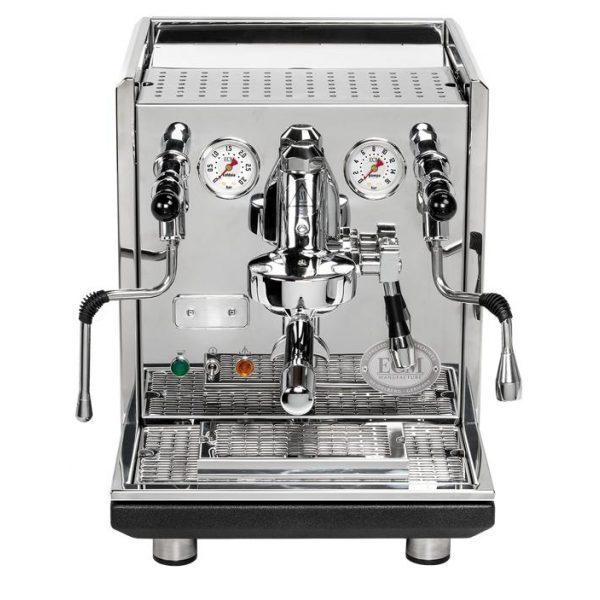 ECM Synchronika Dual Boiler Espressomaschine mit Rotationspumpe