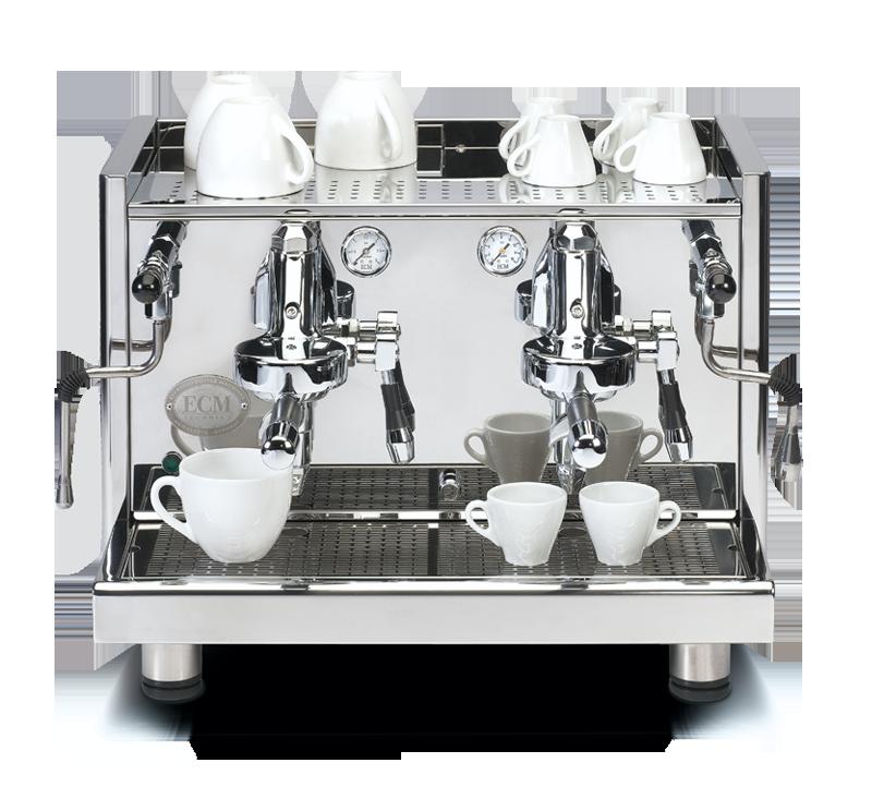 ECM Technika Profi Due Espressomaschine