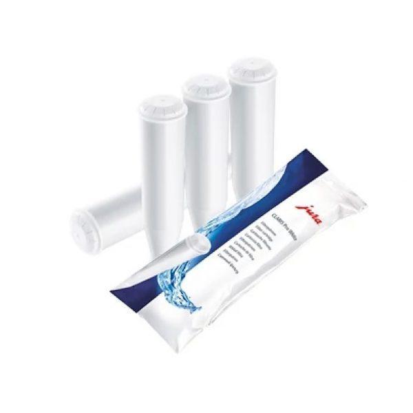 Filterpatrone CLARIS Pro White 4er-Set Vorteilspackung