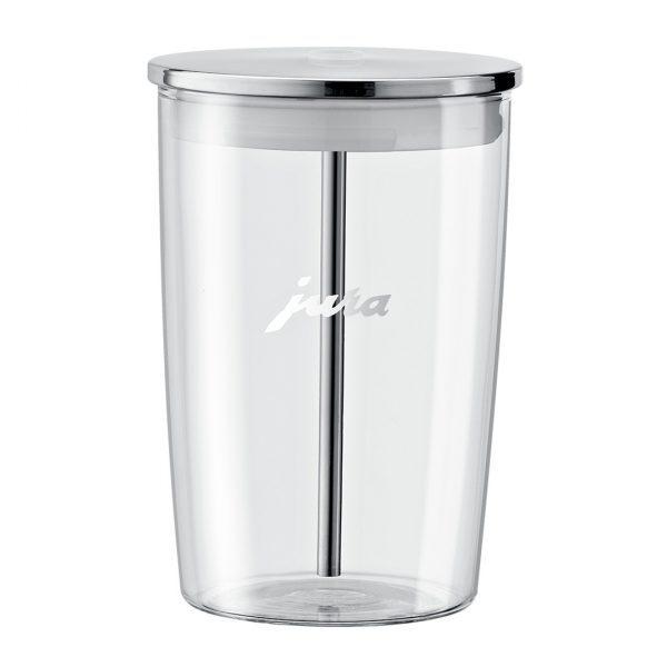 Glas-Milchbehälter, 0,5 Liter