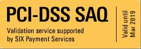 Zertifizierter Saferpay-Partner