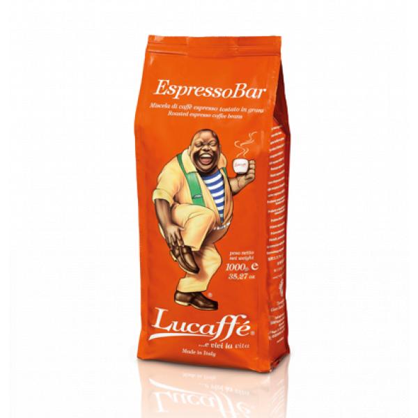 LUCAFFE Espresso Bar Espresso/Kaffee 1000g Bohnen