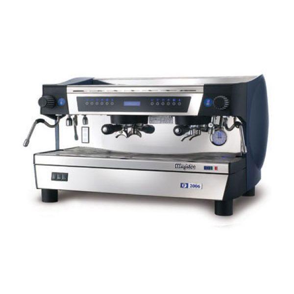 MAGISTER F 2006 professionelle Automatik Espressomaschine mit 2 Brühgruppen