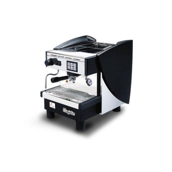 MAGISTER Kappa ES60 professionelle Automatik Espressomaschine mit 1 Brühgruppe