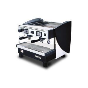 "MAGISTER Kappa ES70 ""Kompakt"" professionelle Automatik Espressomaschine mit 2 Brühruppen"