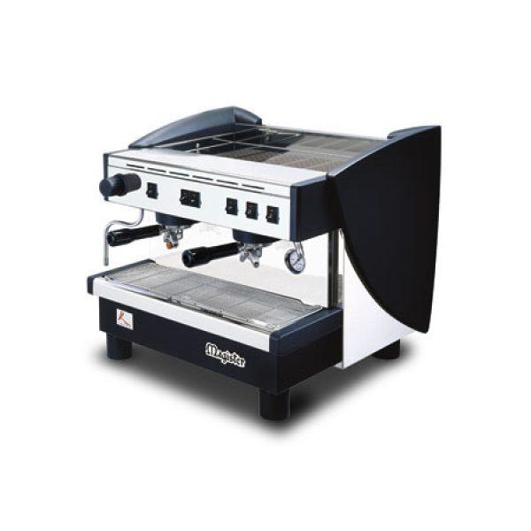 "MAGISTER Kappa MS70 ""Kompakt"" professionelle Halbautomatik Espressomaschine mit 2 Brühgruppen"