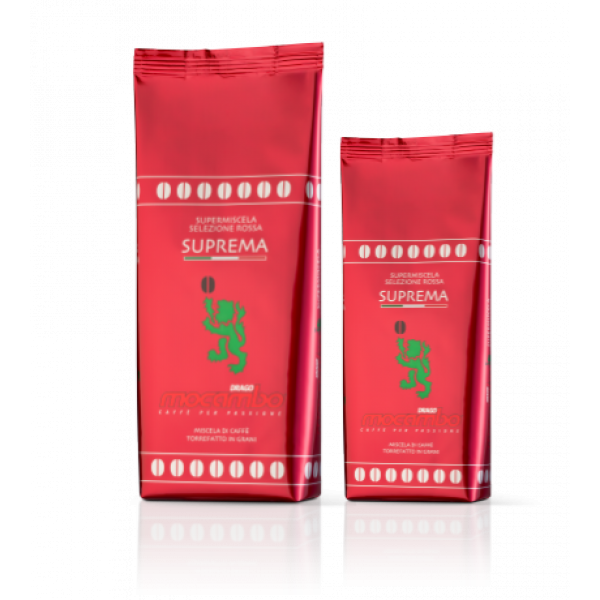 MOCAMBO Suprema Espresso/Kaffee 250g Bohnen