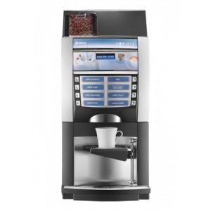 """NECTA Korinto Espresso HoReCa Festwasser Kaffeevollautomat für Milchpulver """"Topping"""""""