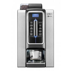 "NECTA Krea Espresso HoReCa Kaffeevollautomat für Milchpulver ""Topping"""