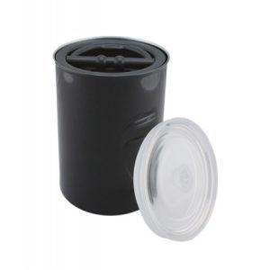 PLANETARY DESIGN Vakuum Behälter AirScape Schwarz 1800ml
