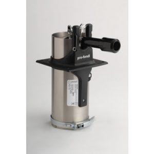PRO-FONDI Elektrische Kaffeesatzbürste - Siebträgerreinigung