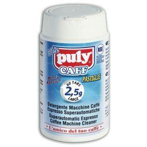 PULY CAFF Reinigungs-Tabletten 60x 2,5g