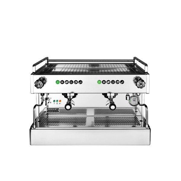 ROCKET Linea Professionale Boxer professionelle Automatik Espressomaschine mit 2 Brühgruppen