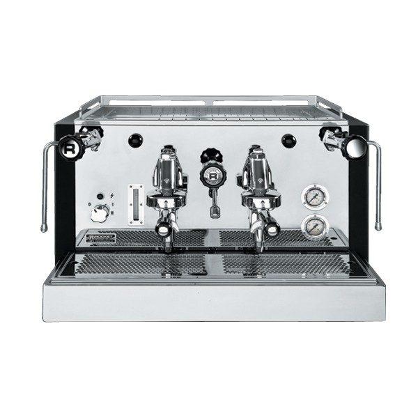 ROCKET Linea Professionale RES professionelle Halbautomatik Espressomaschine mit 2 Brühgruppen