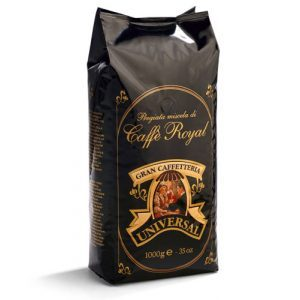UNIVERSAL CAFFE Royal Gran Caffetteria Espresso/Kaffee 100% Arabica 1000g Bohnen